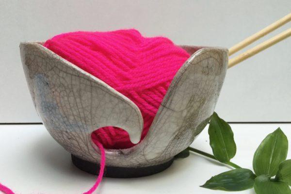 Bol à tricot